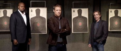 Human Target canceled season three