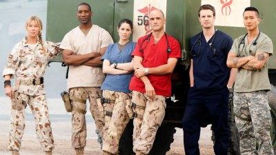 Combat Hospital TV show