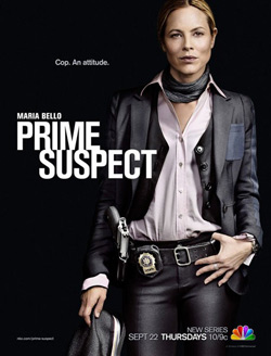 Prime Suspect ratings