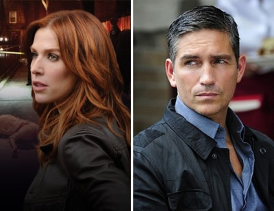Unforgettable and Person of Interest TV shows