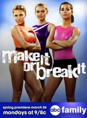 TV show ratings for Make It or Break It