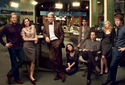 HBO TV show The Newsroom
