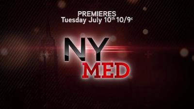 ABC ratings for the NY Med TV series