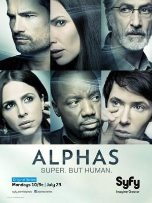 Alphas TV show ratings