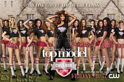 TV ratings for Americas Next Top Model