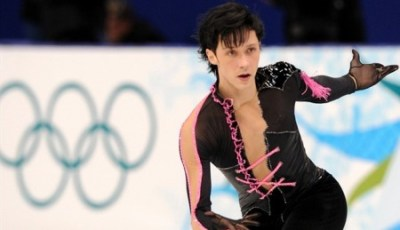 be good johnny weir season two on Logo