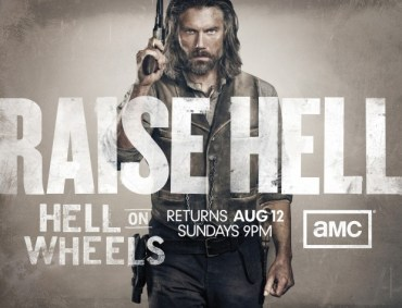 AMC Hell on Wheels TV show ratings