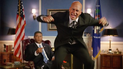 comedy central tv show key and peele season two