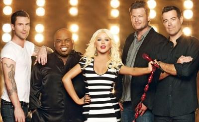 The Voice NBC TV series
