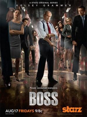 Boss TV show ratings