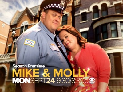 CBS TV show Mike and Molly ratings