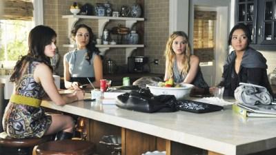 Season four of Pretty Little Liars