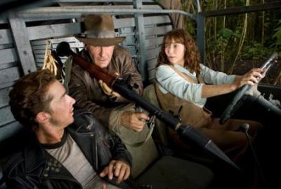 Indiana Jones ratings