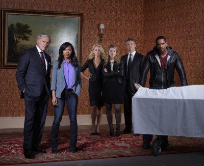 Deception TV show