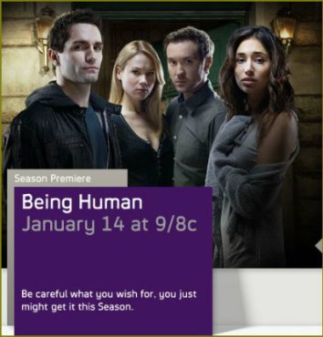 Being Human ratings