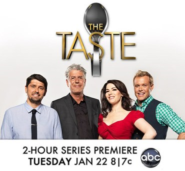 Taste TV show on ABC