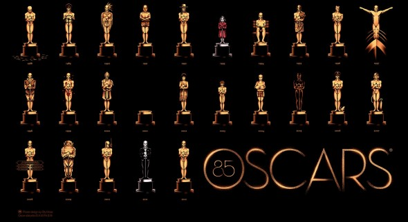 academy awards 2013 ratings