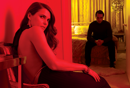The Americans TV show on FX
