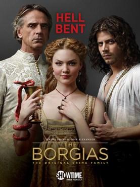 Borgias TV show ratings
