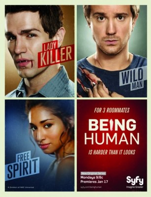 Being Human on Syfy