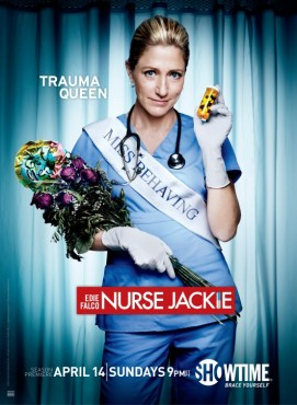 Nurse Jackie TV show ratings