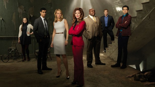 Body of Proof canceled