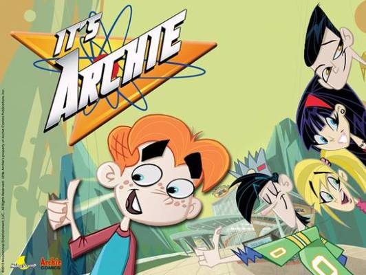 Its Archie! TV shoiw