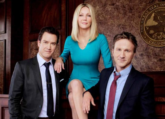 Franklin and Bash: cancel or season four