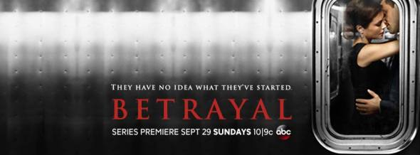 Betrayal TV show ratings