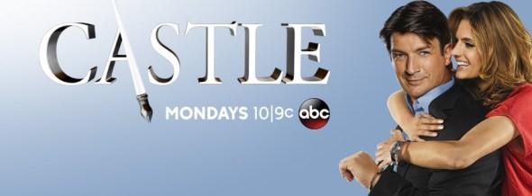 Castle TV show ratings
