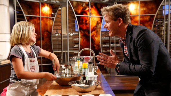 MasterChef Junior TV show on FOX