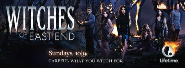Witches of East End ratings