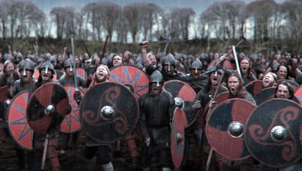Vikings season two on History