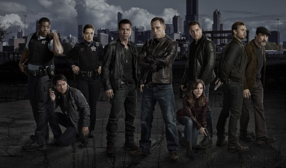 Chicago PD TV show on NBC