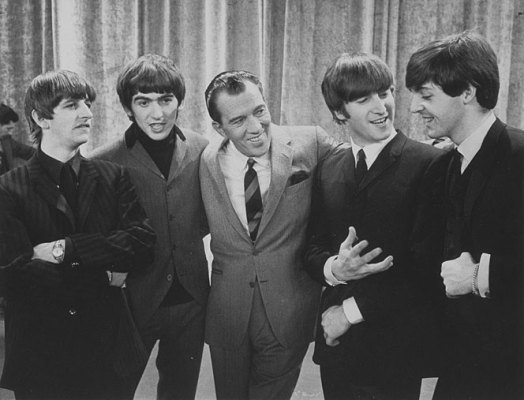 Ed Sullivan Show: the Beatles