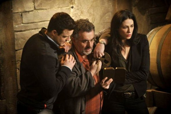 Warehouse 13 last season