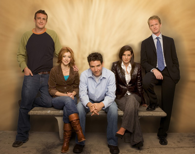 How I Met Your Mother TV show on CBS (ended)