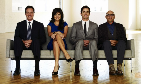 White Collar ending, season six
