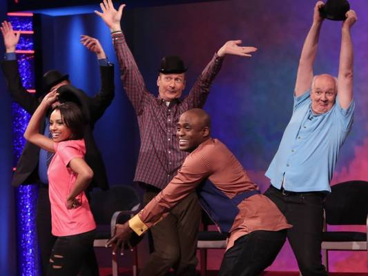 Whose Line Is It Anyway on CW