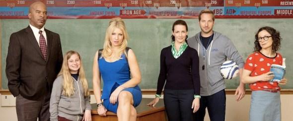 Bad Teacher TV show on CBS