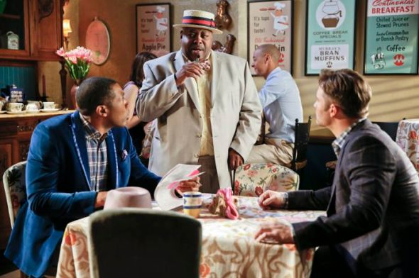 Hart of Dixie TV show ratings