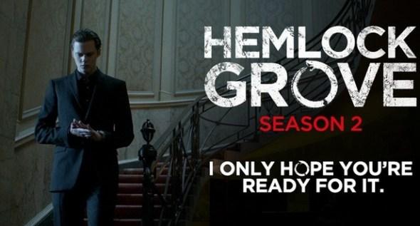 Hemlock Grove season two
