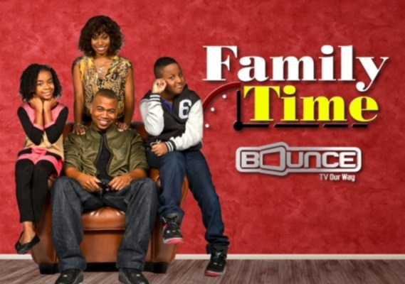 Family Time season two on Bounce TV