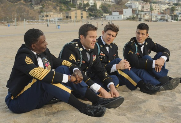 Enlisted TV show last episode ratings
