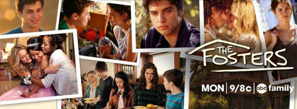 The Fosters TV show on ABC Family ratings