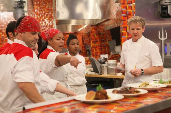 Hell's Kitchen TV show ratings