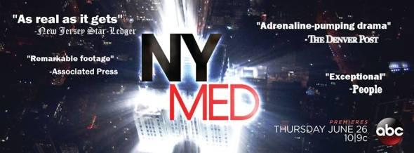 NY Med ABC TV show ratings