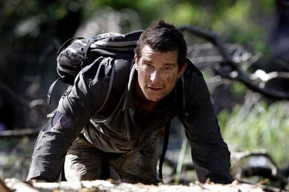 running wild with bear grylls tv show