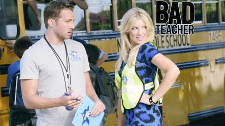 Bad Teacher CBS TV show