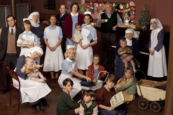Call the Midwife TV show on PBS: season 4